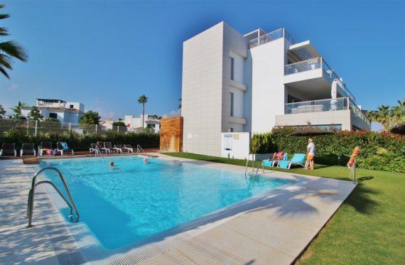 New Apartment for Sale in San Pedro de Alcántara